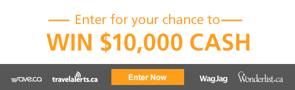 Enter for your chance to WIN $10,000 CASH!